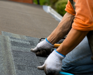roofing shingle installation
